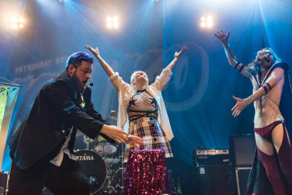 Magic Tom & Yuri - Kliko Fest 2021 - Peter van Heun